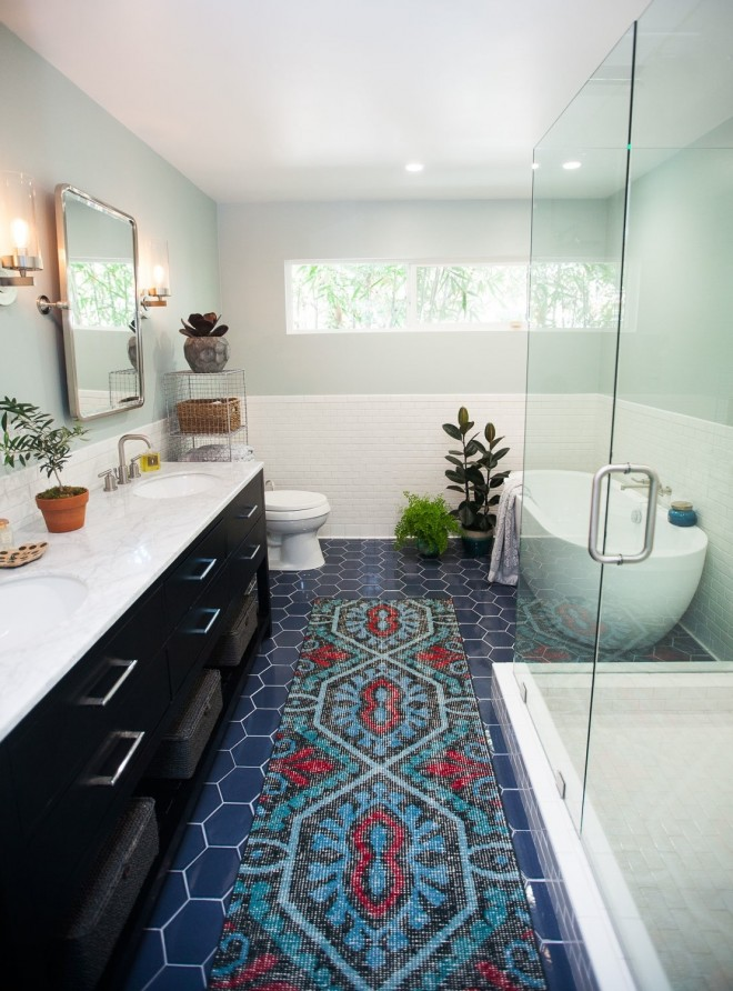 portland bathrom remodel